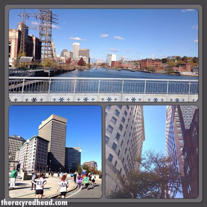 views of beautiful providence  on  the run!