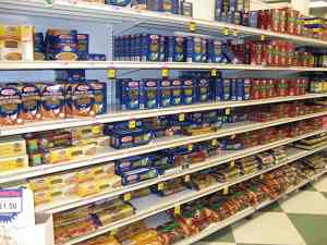 i admit that the pasta aisle gives me anxiety!